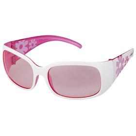 XLC Maui Cykelglasögon Barn pink/vit